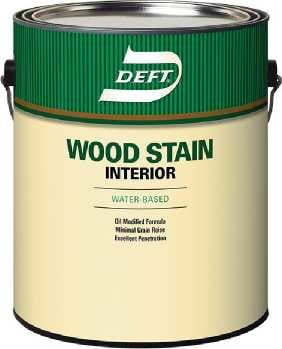 Deft Interior Water-Based Wood Stain